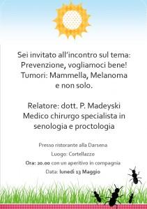 Incontro Dott. Madeyski 2