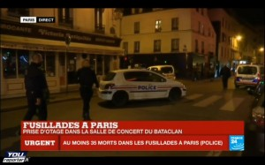 Terrorrismo a Parigi